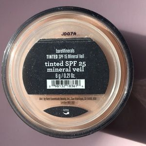 New BareMinerals Tinted Mineral Veil SPF25